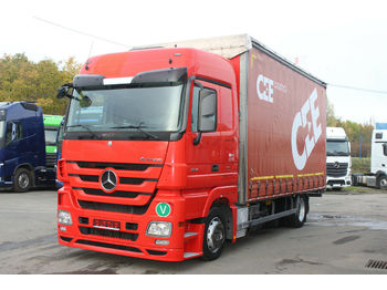 Mercedes-Benz Actros 1841 L/NR  - curtainsider truck