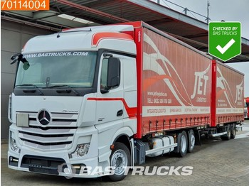 Mercedes-Benz Actros 2640 L 6X2 Euro 6 - curtainsider truck