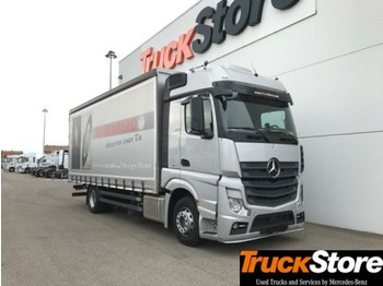 Mercedes-Benz Actros ACTROS 1833 L - curtainsider truck