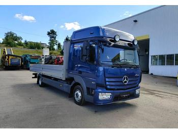 Mercedes-Benz Atego 4x2 flat bed  - curtainsider truck