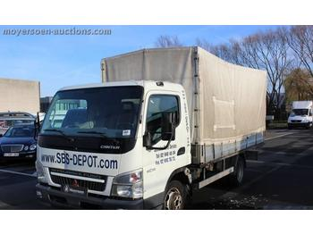 Mitsubishi Canter  - curtainsider truck