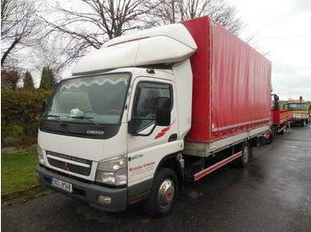Mitsubishi FUSO CANTER 6C18, LBW  - curtainsider truck