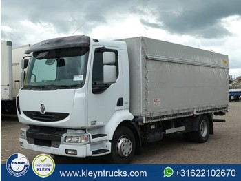 Renault MIDLUM 280.16 manual airco - curtainsider truck