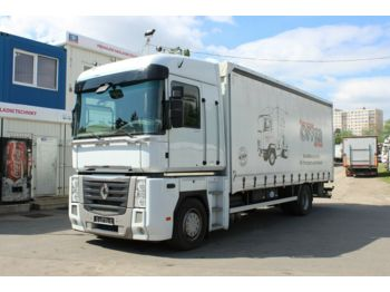 Renault Magnum 480 DXI EURO 5EEV  - curtainsider truck