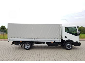 Curtainsider truck Renault Maxity