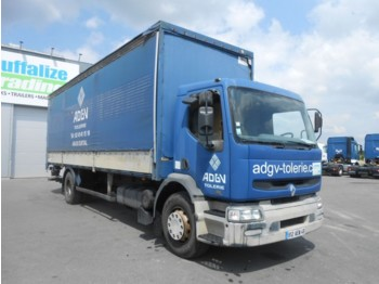 Renault Premium 270dci - full steel - manual - curtainsider truck