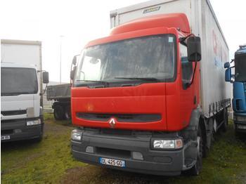 Curtainsider truck Renault Premium 320 DCI