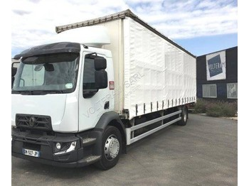 Renault Renault Gamme D 280.18 DTI 8 - curtainsider truck