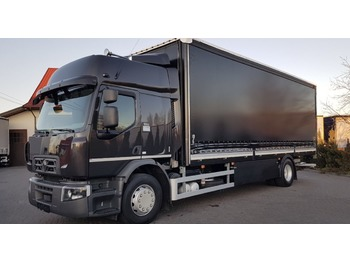 Renault T300 - curtainsider truck