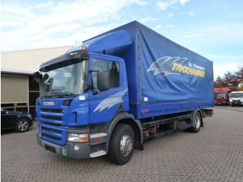 Curtainsider truck Scania