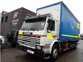 Scania 93 M 230 Top condition - curtainsider truck