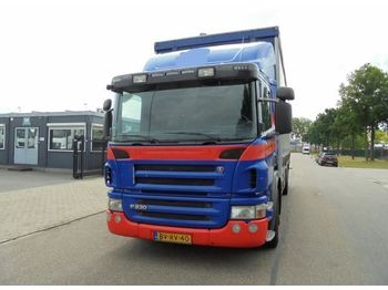 Curtainsider truck Scania P 230 (EURO 5): picture 1