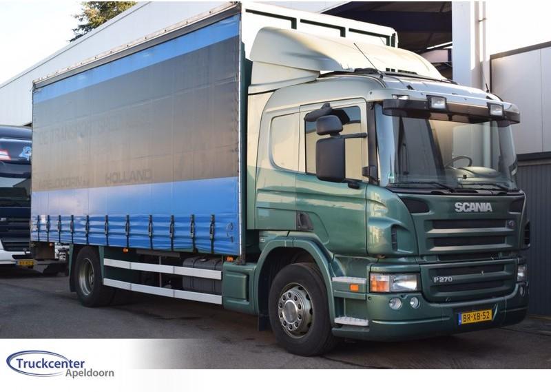 6561ea854e Curtainsider truck Scania P 270