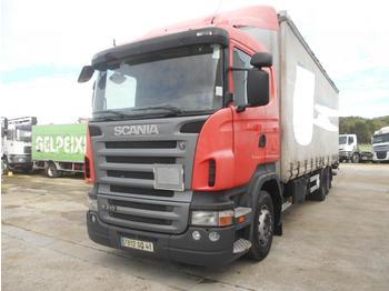 Curtainsider truck Scania R 310