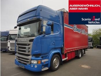 Curtainsider truck Scania R 450 LB6x2MLB - SCR Only