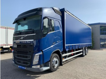 VOLVO FH420 E6 (Tauliner) - curtainsider truck