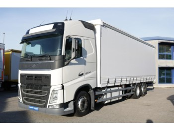 VOLVO FH460 E6 (Tauliner) - curtainsider truck