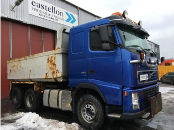 VOLVO FH580 (Only For South America) - curtainsider truck