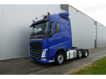Volvo FH460 6X2 PUSHER MEGA EURO 6  - curtainsider truck