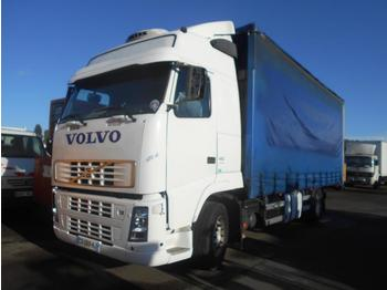 Curtainsider truck Volvo FH 480