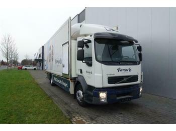 Volvo FL240 4X2 THERMO KING EURO 5  - curtainsider truck