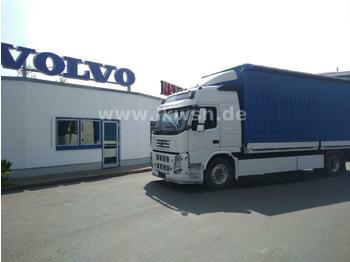 Curtainsider truck Volvo FM 340 4x2R Globe DAUTEL 1,5to LBW VOLVO Service
