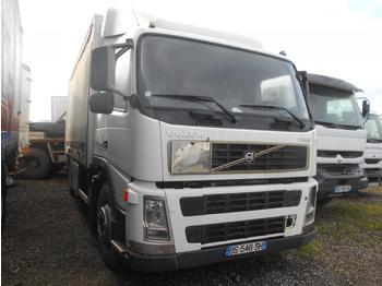 Curtainsider truck Volvo FM 380