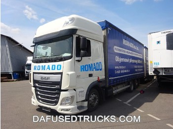 DAF FAR XF460 LOW DECK - truck