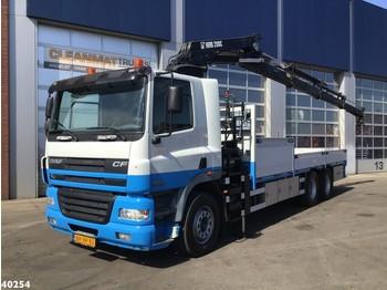 Truck DAF FAS 85 CF 340 Hiab 20 ton/meter laadkraan