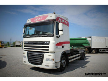 Truck DAF XF 105.410 4x2: picture 1