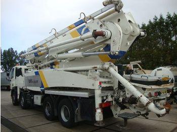 DAF cf410 WAITZINGER 42M LIEBHERR - truck