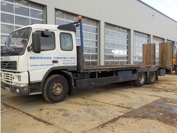2001 Volvo FM7-310 - dropside/ flatbed truck