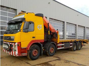 2006 Volvo FM12 - dropside/ flatbed truck