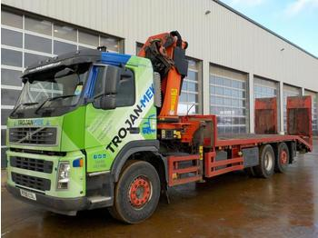 2009 Volvo FM340 - dropside/ flatbed truck