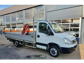 Dropside/ flatbed truck IVECO DAILY 50 C 17 Darus
