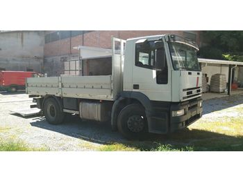 Dropside/ flatbed truck IVECO EUROTECH 190E24