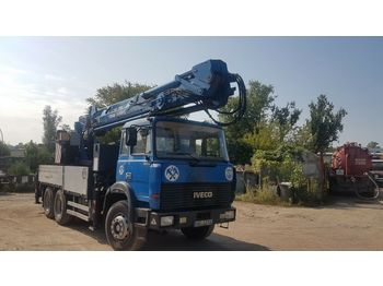 Dropside/ flatbed truck Iveco 260-36