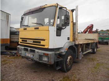 Dropside/ flatbed truck Iveco Eurotrakker 330E34