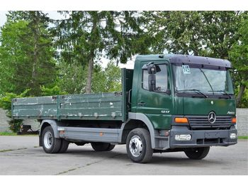 MERCEDES-BENZ 1217 Atego 1998 - open box - dropside/ flatbed truck