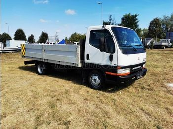 Dropside/ flatbed truck MITSUBISHI CANTER Platós: picture 1