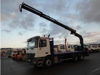Dropside/ flatbed truck Mercedes Actros 2640