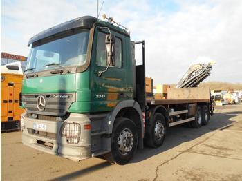 Dropside/ flatbed truck Mercedes Actros 3241
