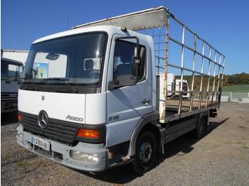 Dropside/ flatbed truck Mercedes Atego 815