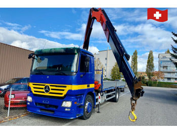 Mercedes-Benz Actros 1836  - dropside/ flatbed truck