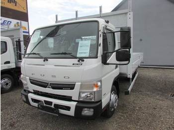 Dropside/ flatbed truck Mitsubishi Canter 7 C 18