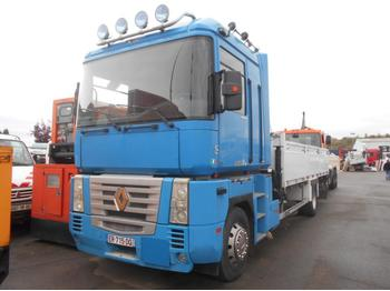 Dropside/ flatbed truck Renault AE 440