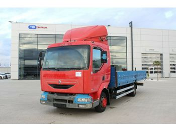 Dropside/ flatbed truck Renault MIDLUM 150.08-B P 4X2