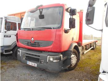 Dropside/ flatbed truck Renault Premium
