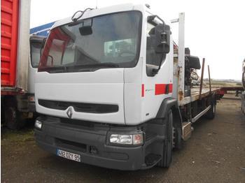 Dropside/ flatbed truck Renault Premium 260