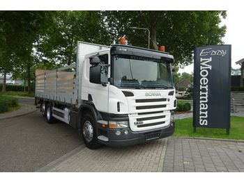 Dropside/ flatbed truck Scania P 310